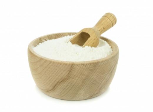 Homemade Powdered Sugar