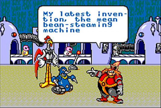 Dr. Robotnik and Badniks