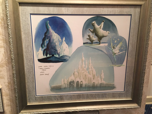 Original Snow Queen artwork