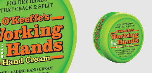 O'Keefe's Working Hands Cream