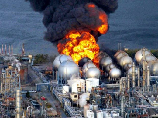 Remember that time when the earthquake off the coast of Japan led to a nuclear plant meltdown?