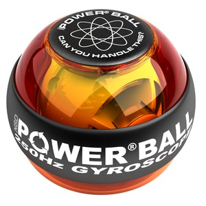 An orange powerball