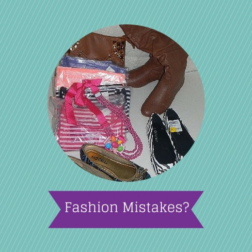 Are your closets and drawers full of unusable, fashion mistakes?