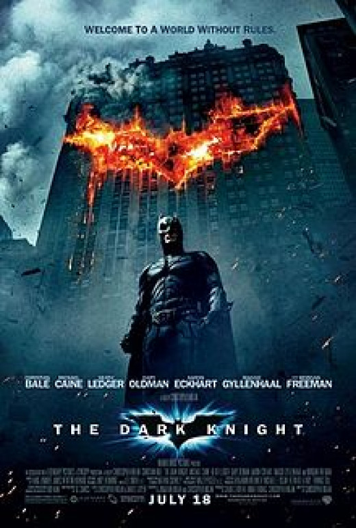 The Dark Knight (2008). Christian Bale as Bruce Wayne/Batman