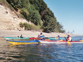 Explore the Coves of the Island by Kayak- and get in an amazing workout!