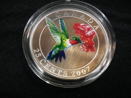 Ruby-Throated Hummingbird (2007)