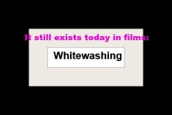White washing in films just will never end in my life time.  The Asian community should be allowed to play Asian parts