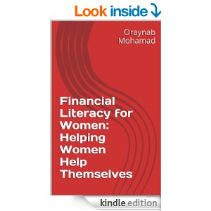 My e-book is available on Kindle. Read it and let's inspire each other to build a secure financial future.