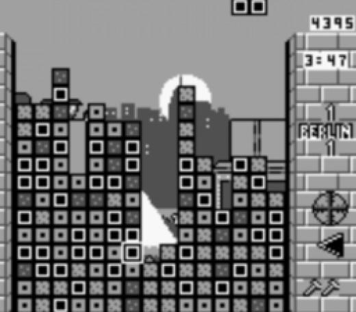 Gameboy Gameplay Screenshot