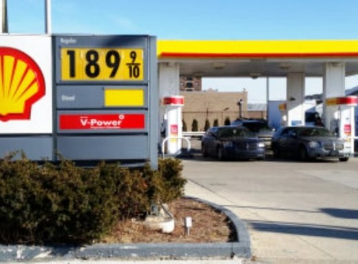 Gas prices have dropped dramatically during 2013 and 2014.