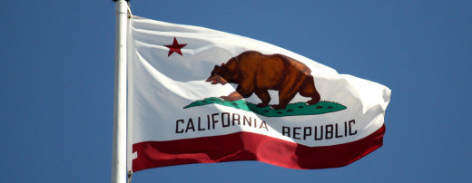 California is my country.