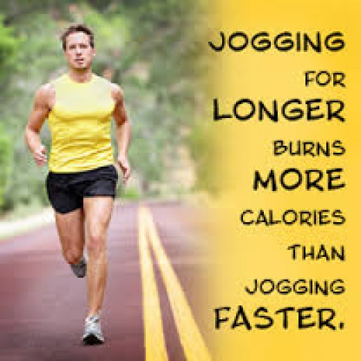 Jogging Benefits You