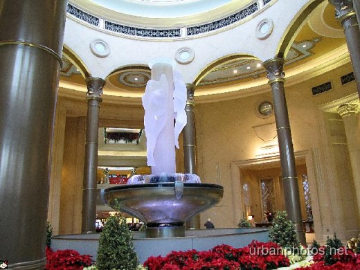 Front lobby in Palazzo Las Vegas