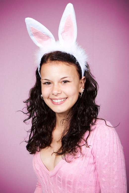 Fancy dress can make an Easter scavenger hunt even more fun and creates some great photos!