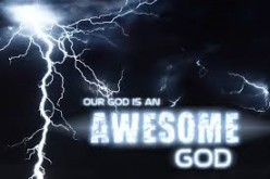 Our Awesome God!