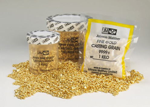 Fine Gold Casting Grains available for purchase.  Wouldn't you like to own some of these?  I checked the JM Bullion website, but did not see them listed for sale.