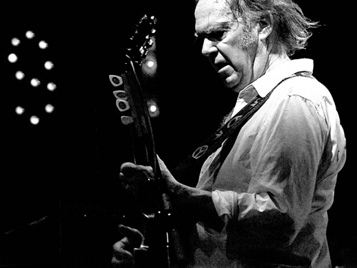 Over the course of a lengthy and prolific career, songwriter Neil Young has finished hundreds of projects