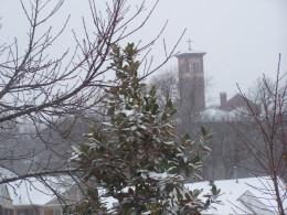 Winter has come again...