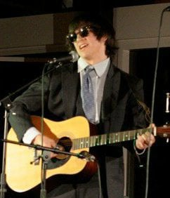 Me playing some of my original songs about 5 years ago.  Suit up!