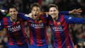 Barça's deadly trio are tearing up the rulebook