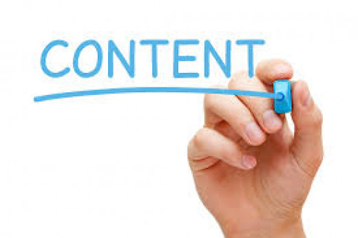 Good Content Is The Key To Success!