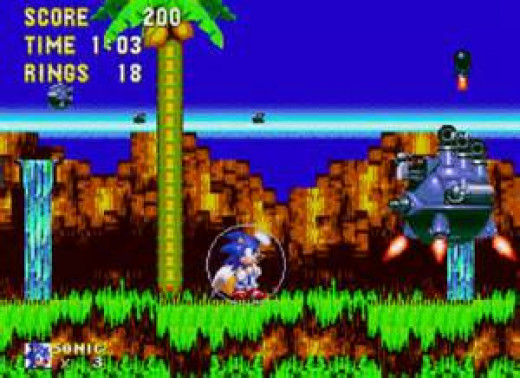 Sonic the Hedgehog 3 was one of 15 Sonic games that were made.