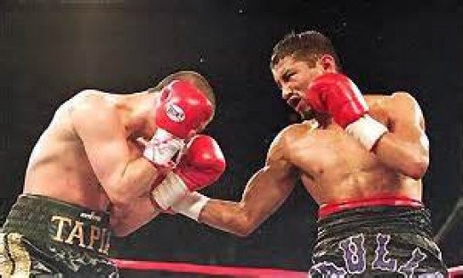 Paulie Ayala fought Johnny Tapia twice and he won both bouts by close decisions. Ayala was a top bantamweight fighter during his prime.