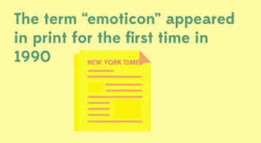 A random fact about emoticons:)