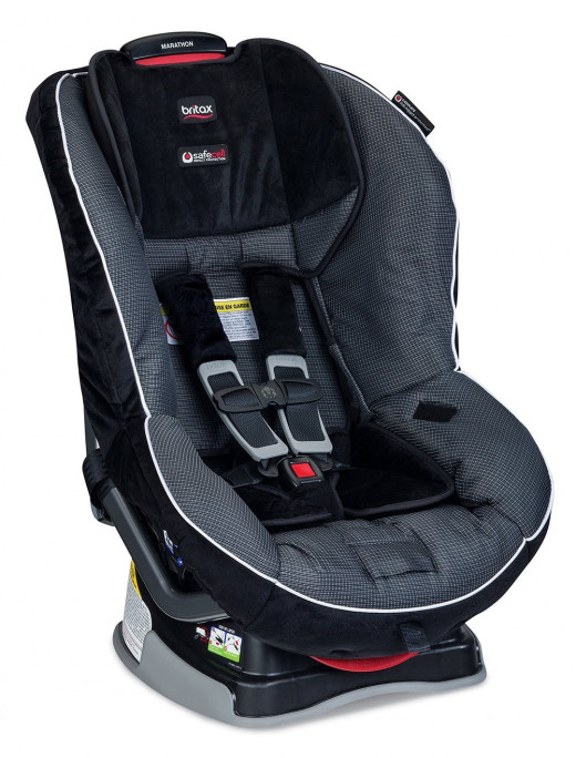 2015 Update: The Britax Marathon 70-G3 has been one of my favorite convertible car seats for years. I now recommend its sucessor the Britax Marathon G4.1.