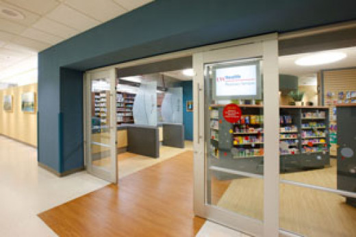 UW Pharmacy at the Highland Avenue Hospital