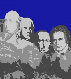 The Mount Rushmore of Classical Music