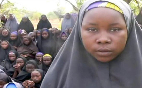 Over 300 Chibok schoolgirls were kidnapped on April 14, 2014 by Boko Haram, supposedly to be used in exchange for Boko prisoners; as of October 14, 2014, 219 of the girls had still not been recovered.