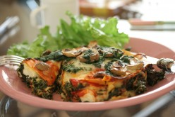 Mushroom and Spinach Lasagna Recipes - Perfect Healthy Combination