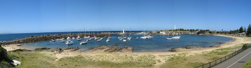 Wollongong Harbor