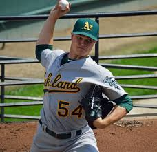Sonny Gray will bring the heat at top of the Oakland rotation in 2015.