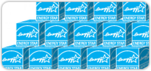 U.S. Energy Star Labels stack up to mean energy savings, with money often saved too.