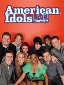 American Idols Live Tour 2009