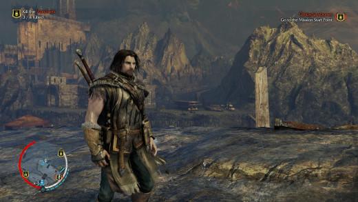 Talion, ranger of Gondor