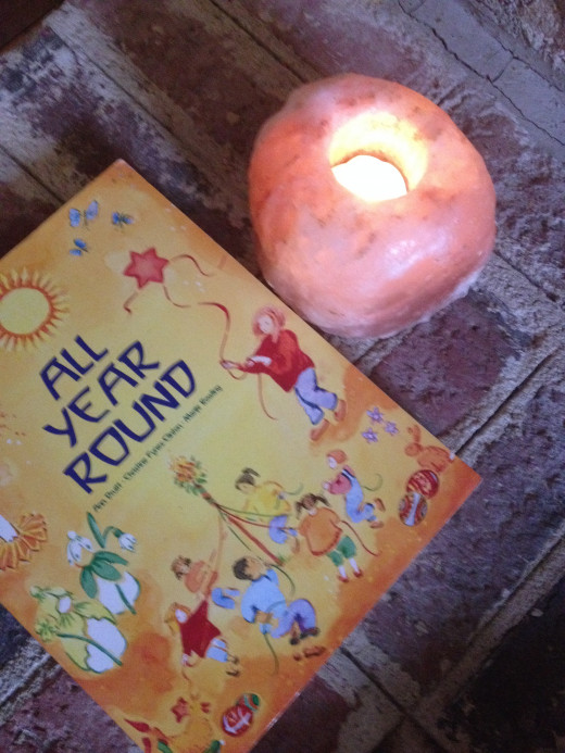 """All Year Round"" celebrates the seasons of the year, Waldorf Education Style"
