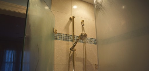 A steaming hot shower can help clear your sinuses.