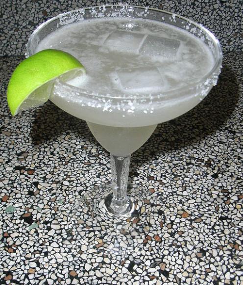 Refreshing Margarita Cocktail