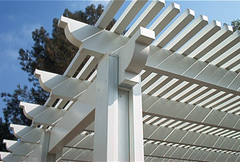 You can see how this vinyl patio cover kit ended up looking.  Photo by http://www.flickr.com/photos/pdegroot/1431332198/
