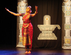 Bharatanatyam; Indian Classical dance form in its elegance