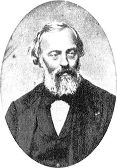 Architect Charles Leroy
