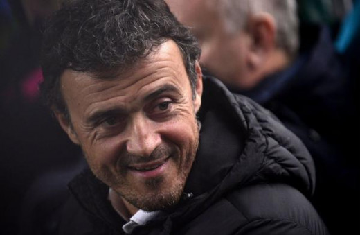 "Luis Enrique: ""I can only praise the attitude of my players tonight"""