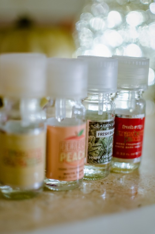 Bath & Body Works, Home Fragrance Oils (CC-BY-2.0)