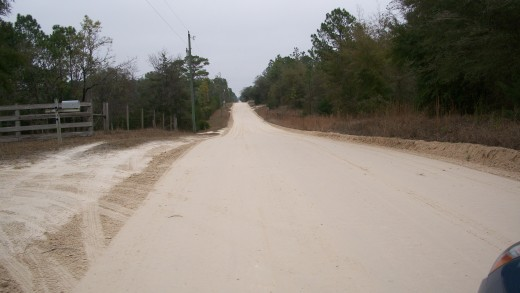 Road that led to 8 deaths,six that were totally innocent.