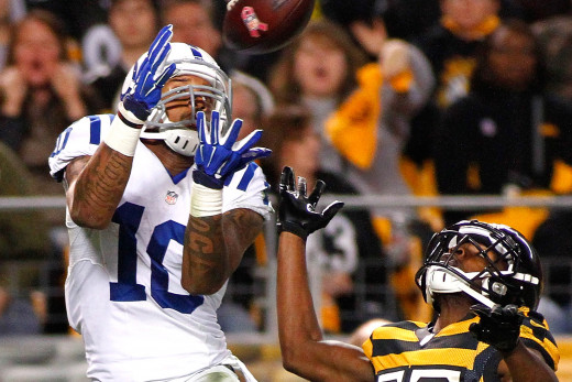 Donte Moncrief has been an impact rookie for the Colts recently after being drafted in the third round.