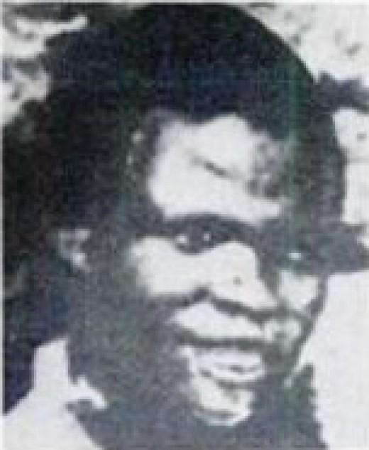 Poet Benjamin Moloise