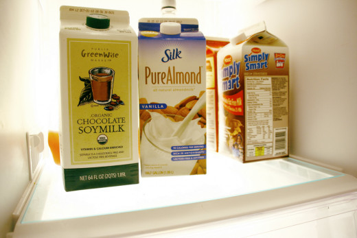 Milk alternatives for your coffee